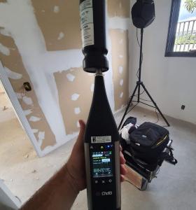 Classe de ruído nbr 15575