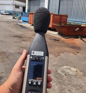 Laudo de ruído preço