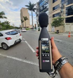 Laudo técnico de avaliação de ruído em áreas habitadas