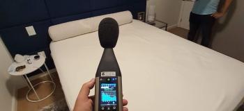 Medição acústica preço